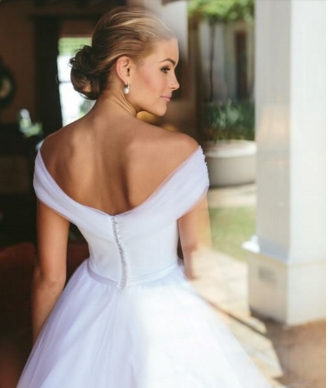 Rolene Strauss Wedding photos