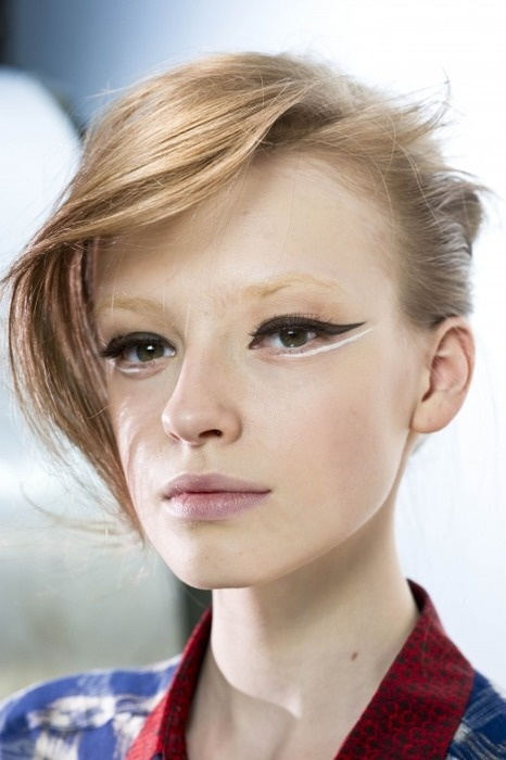 Double Winged Liner LUXO beauty