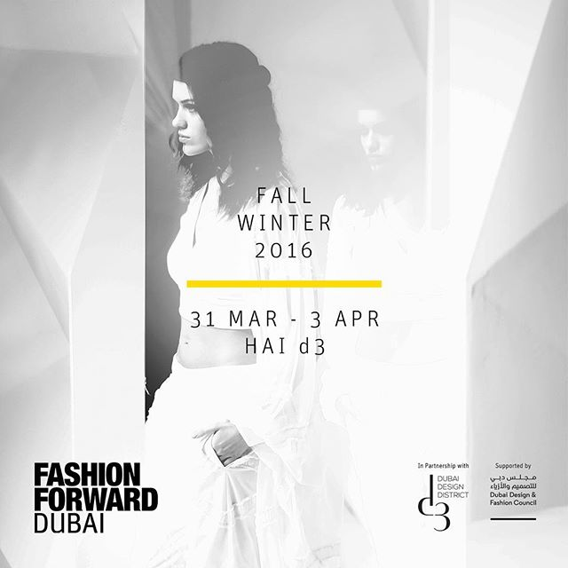 fashion forword dubai 2016