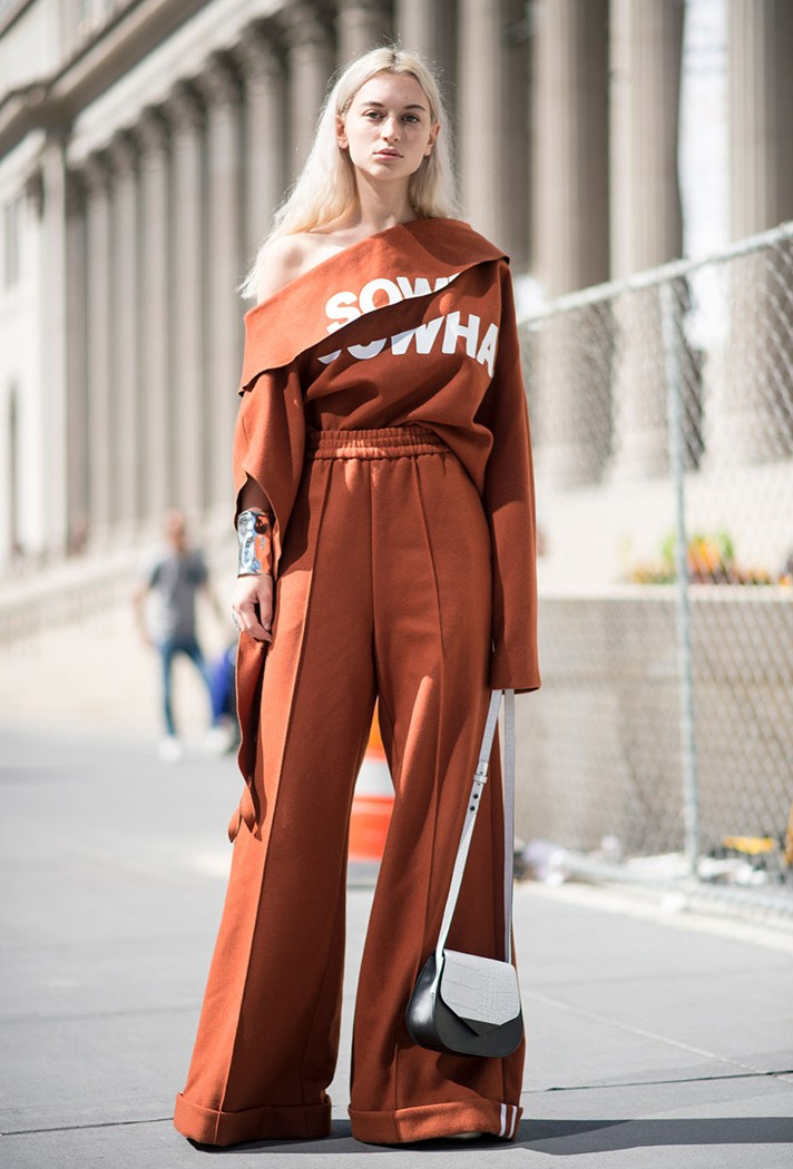 NEW YORK FASHION WEEK STREET STYLE SPRING 2017