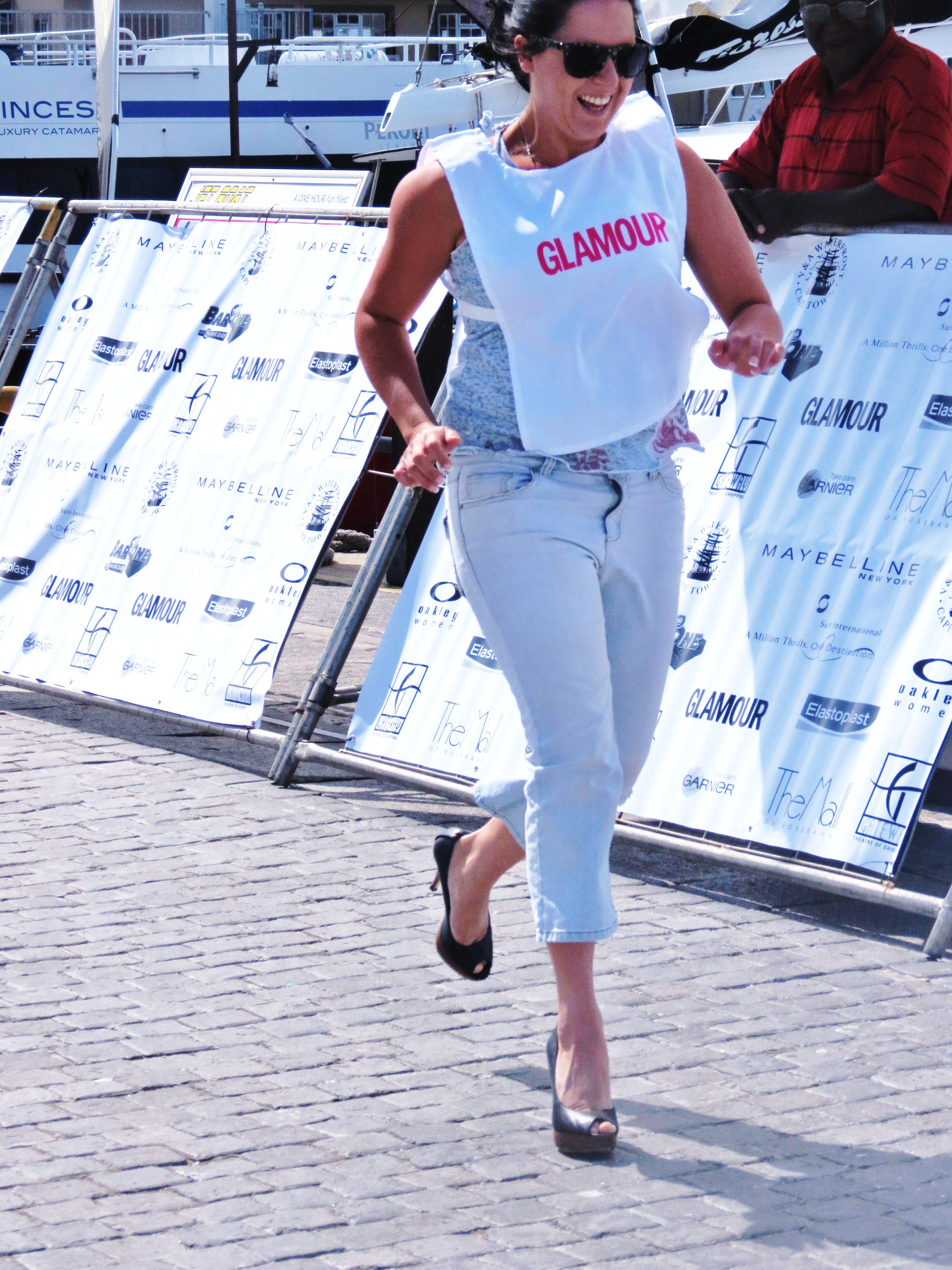 Glamour Stiletto Run 2012