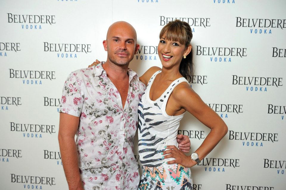 Belvedere Vodka End of Year Party