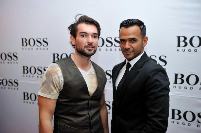Hugo Boss Spring 2013 Launch in Cape Town