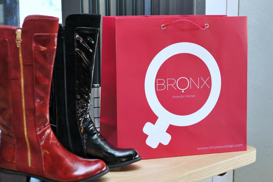 Bronx Woman Shoes Winter 2013