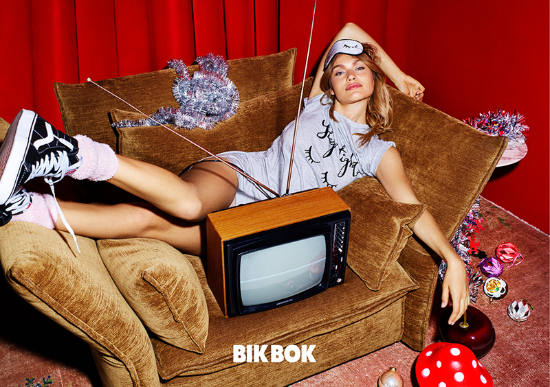 Bik Bok December 2016 Caroline Corinth by Baard Lunde