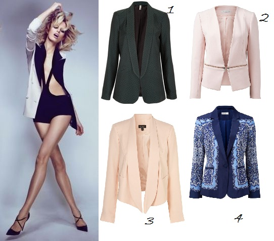 The Must Have Blazer