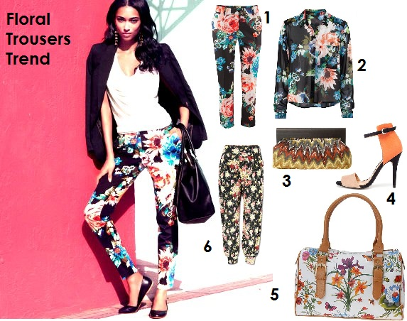 Must have floral print trend