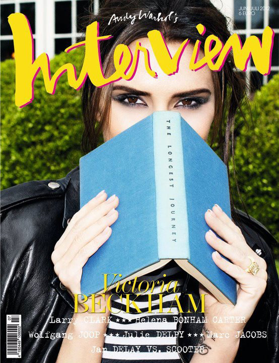 Victoria Beckham Interview Magazine
