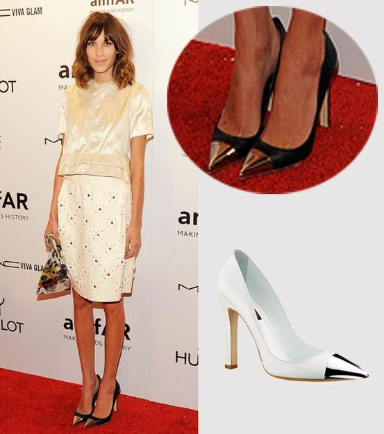 Shoe Trend: Pointed Heels on LUXO