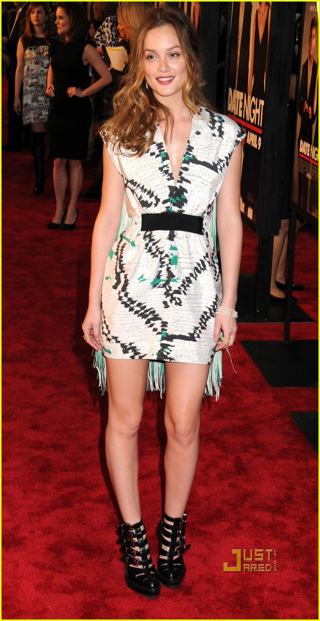 Leighton Meester Style Icon of the week