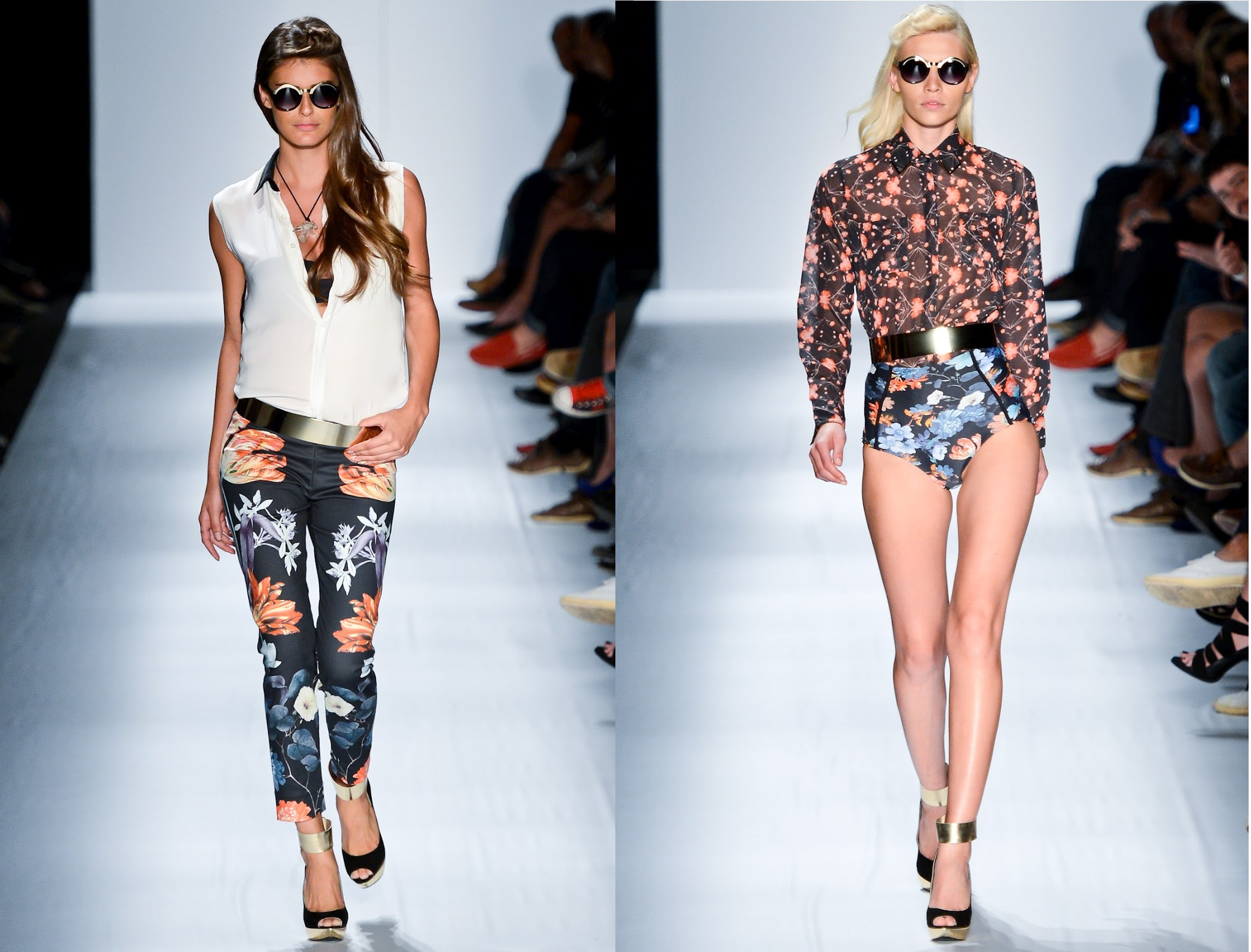Auslander SS 2013 Rio Fashion Week