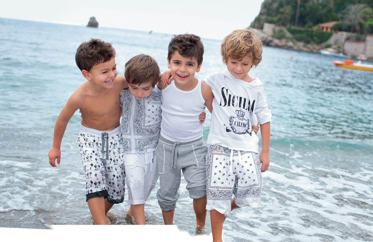 D&G Kids wear