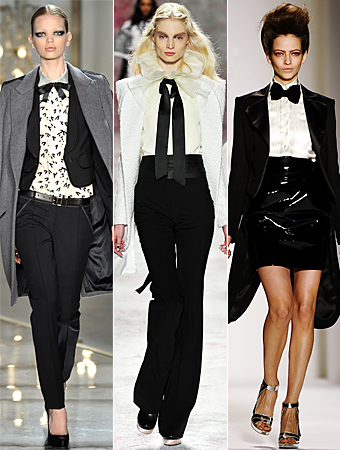 The Bow Tie trend for girls on LUXO