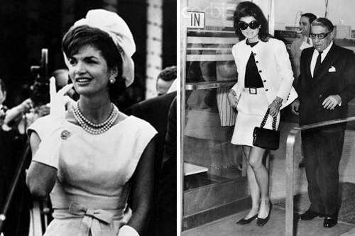 jackie kennedy fashion inspiration