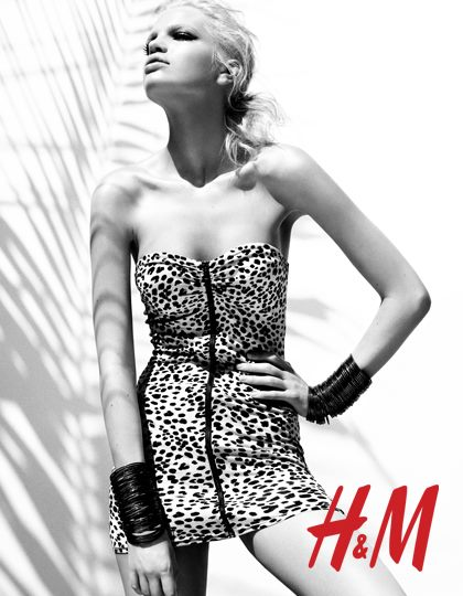 HM Summer 2012 fashion LUXO