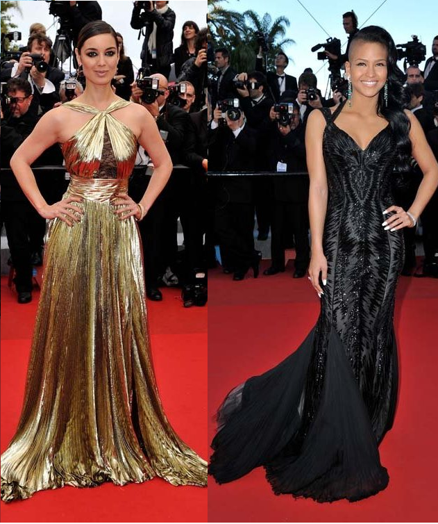 LUXO best dressed at Cannes 2012