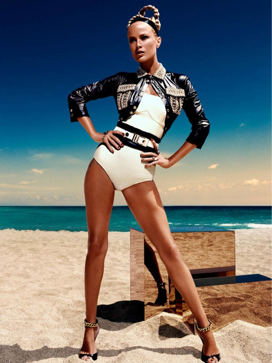 Vogue Germany June 2012 LUXO