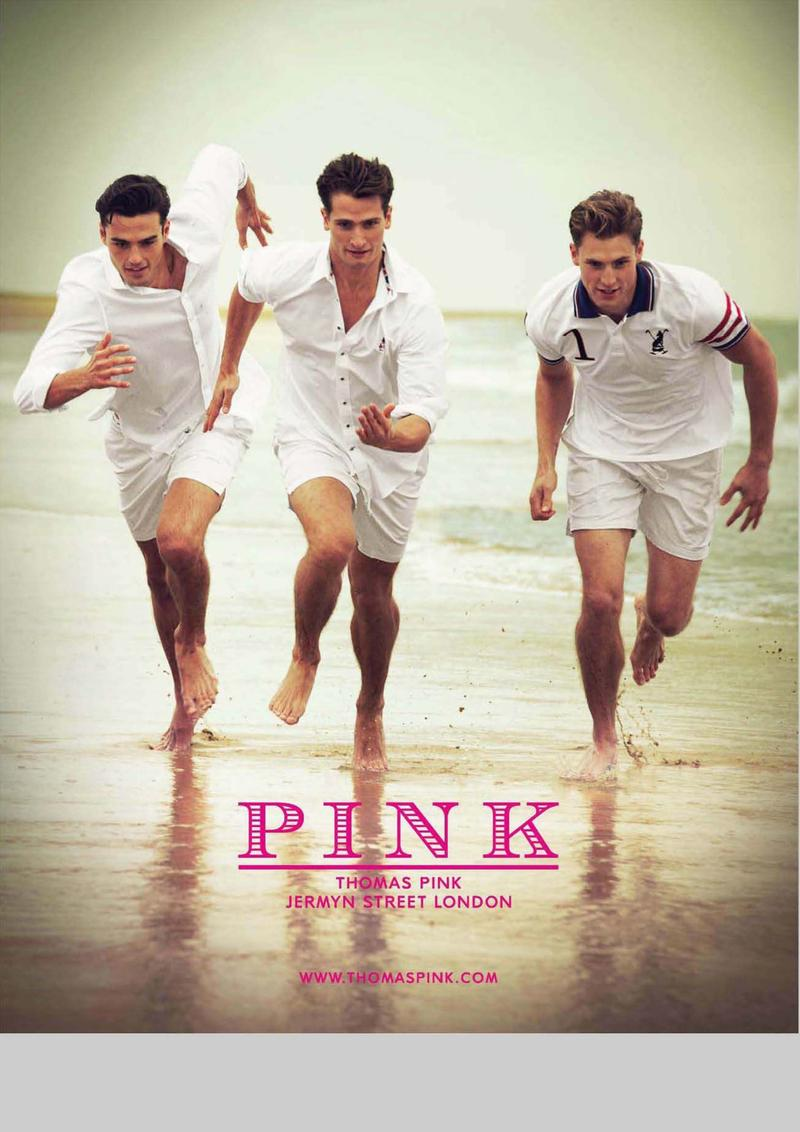 Thomas Pink comes to South Africa 2012