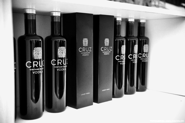 Cruz Premium Black Vodka
