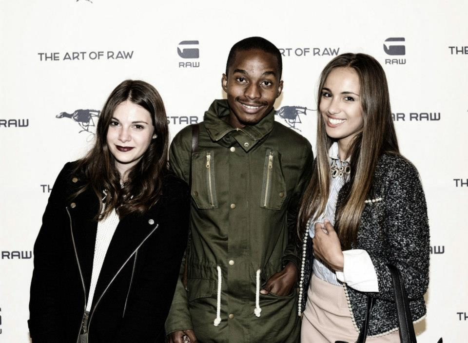 G-Star RAW Launch in Canal Walk