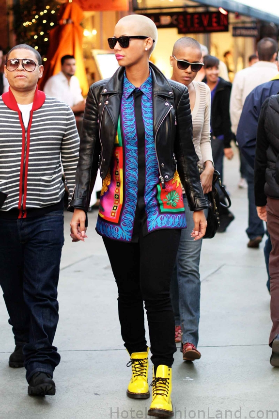 Amber Rose Style Icon of the Week LUXO