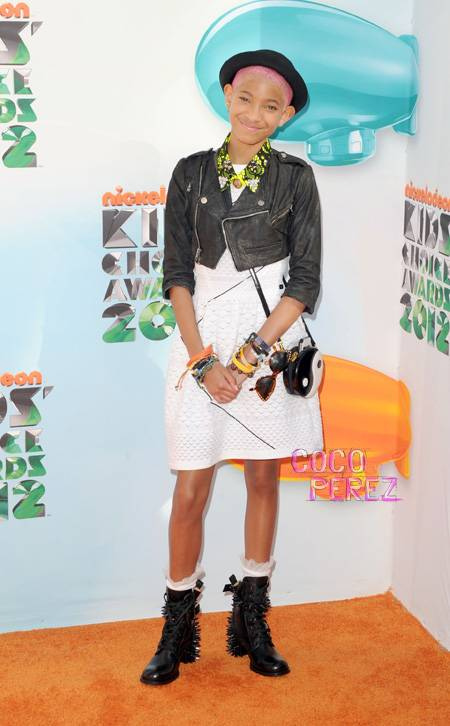 Willow Smith Kids Choice Awards