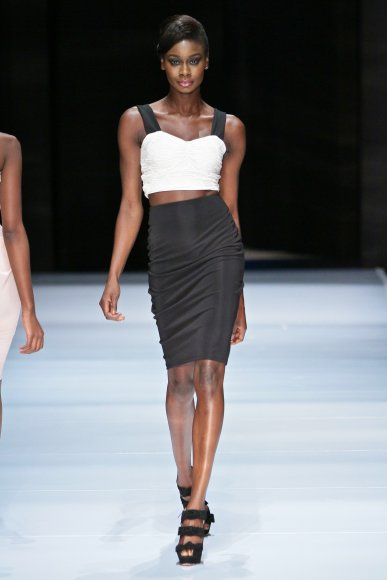 Rachel de Mardt SA Fashion week2012