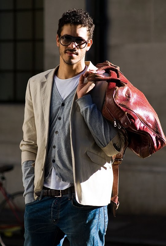 Street style for guys 2012