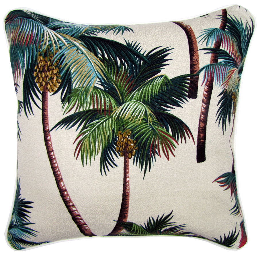 tropical decor trend
