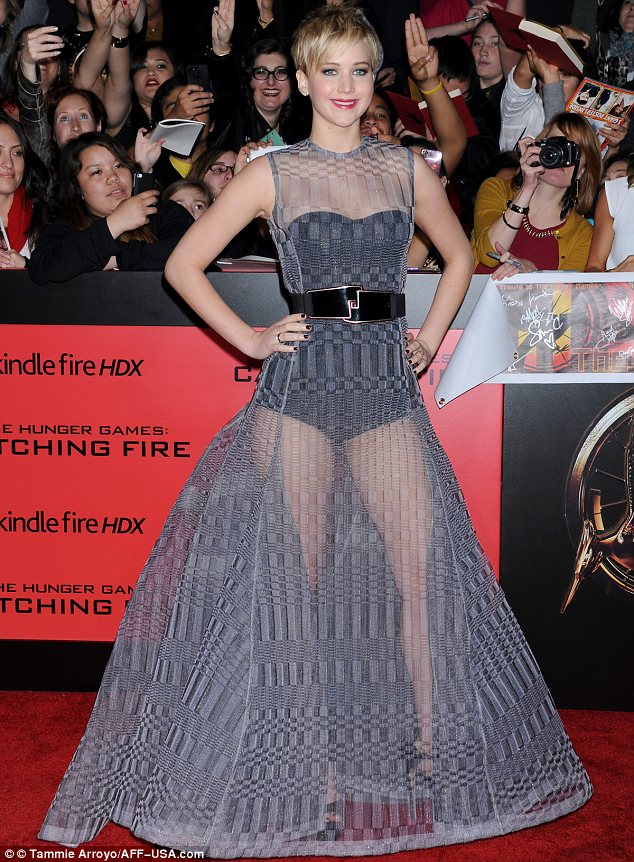 hunger games 2 red carpet
