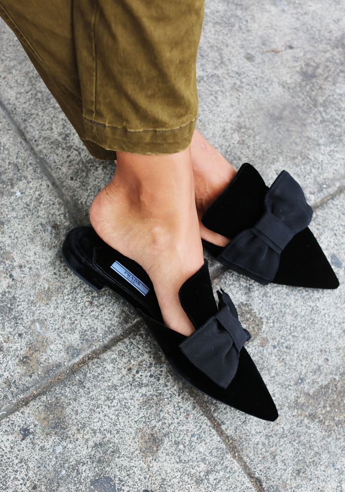 Pointed Mule Trend LUXO blog
