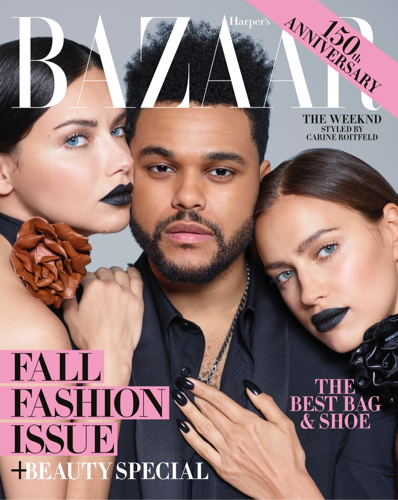 HARPER'S BAZAAR'S SEPTEMBER ISSUE