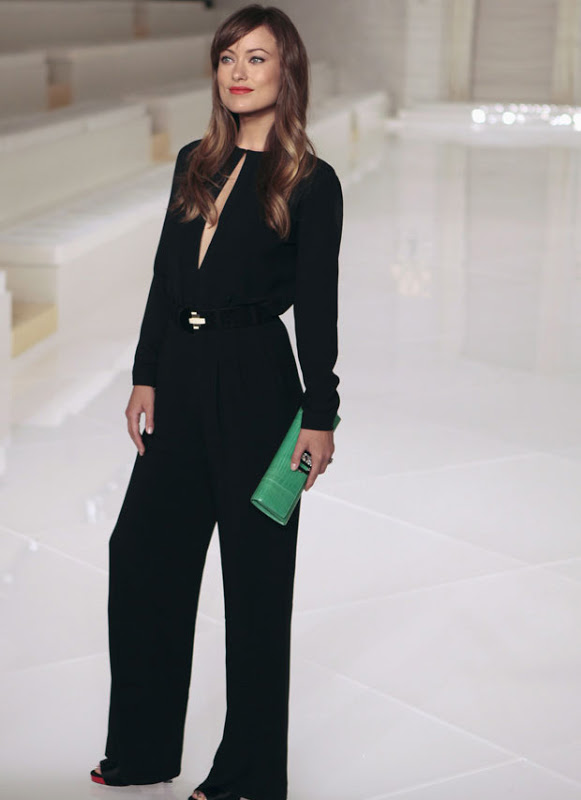 Get the Look: Black Jumpsuit