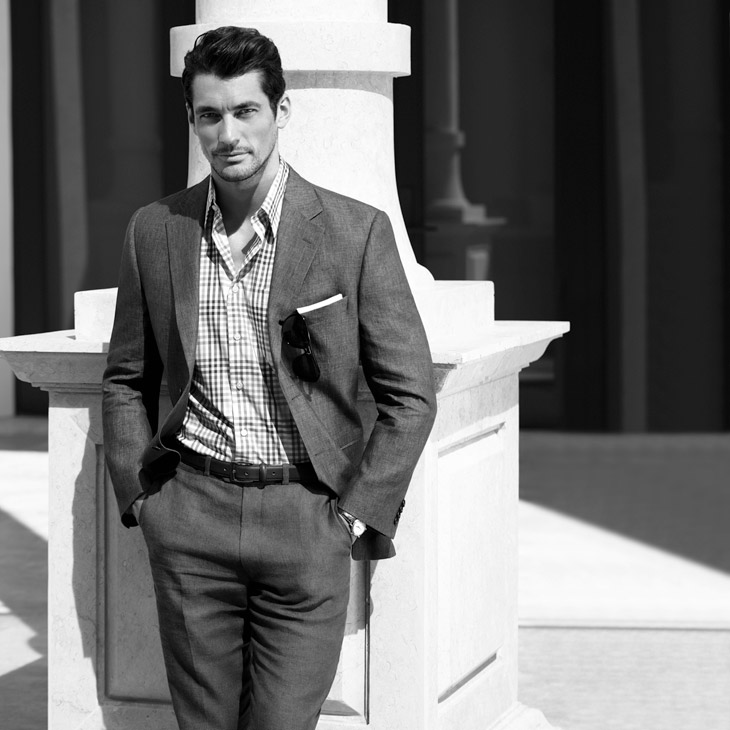 David Gandy Marks and Spencer