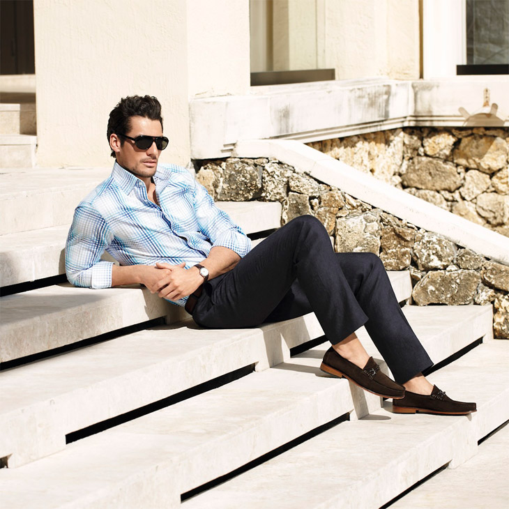David Gandy for Marks and Spencer
