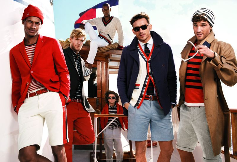 Tommy Hilfiger comes to Cape Town