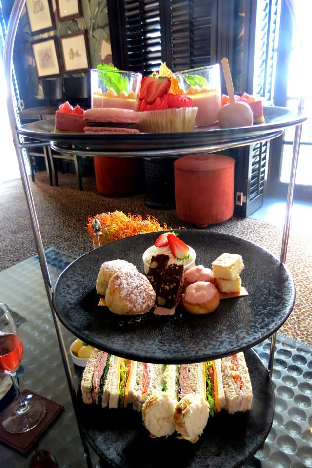 The Pink High Tea at the 12 Apostles Hotel