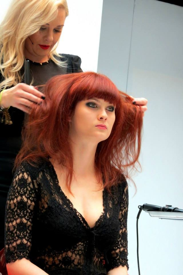 Carlton Hair Trends at Hyde Park Fashion Weekend
