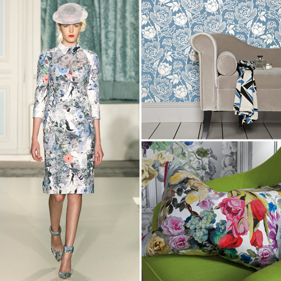 Home decor trends straight off the runway