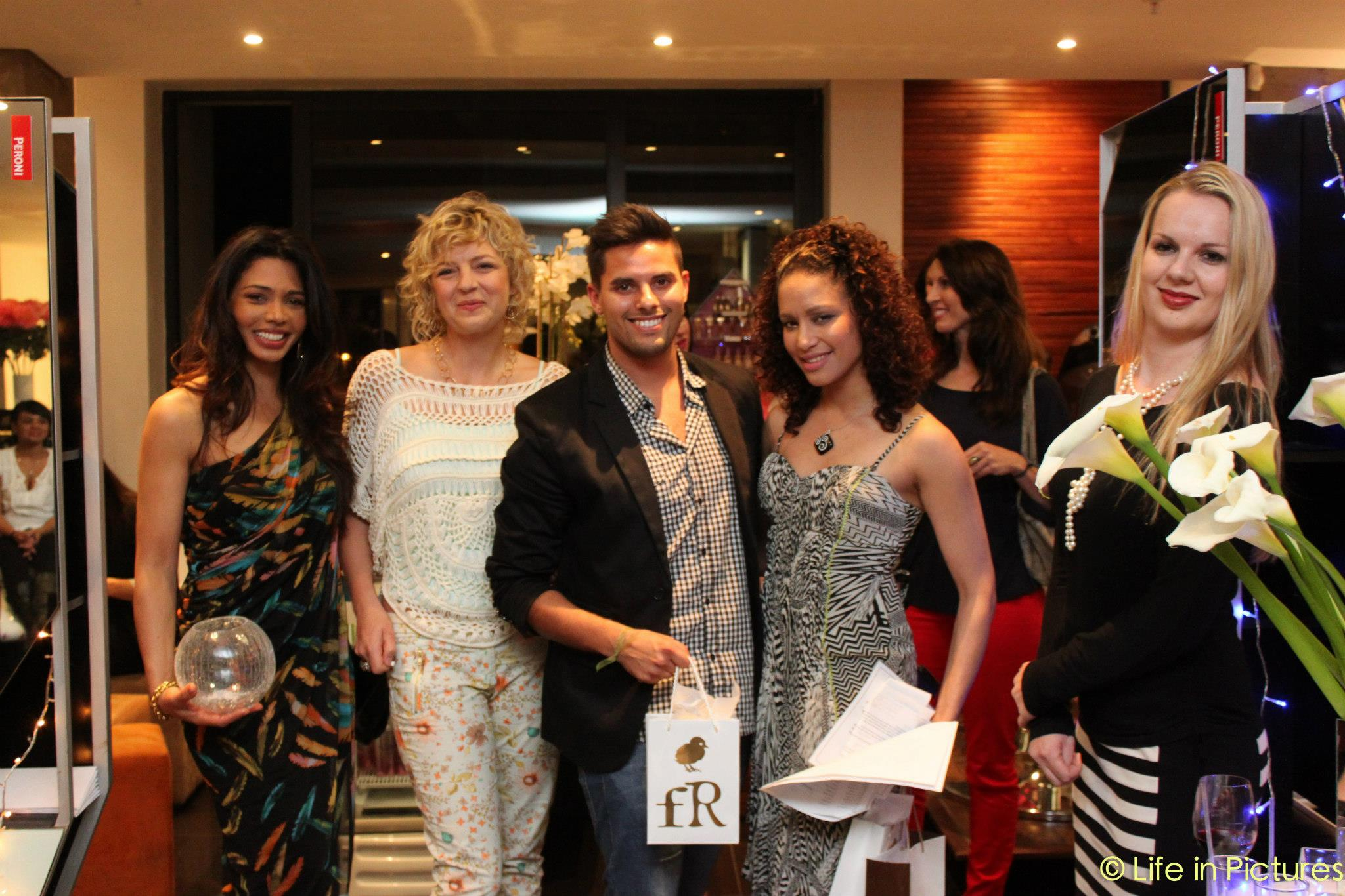 Palladium Pamphair Event Cape Town
