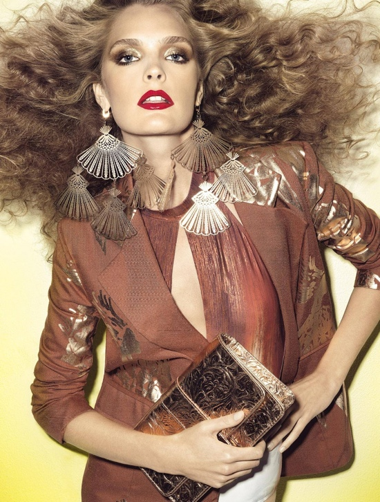 Vogue Brazil fashion editorial september 2012