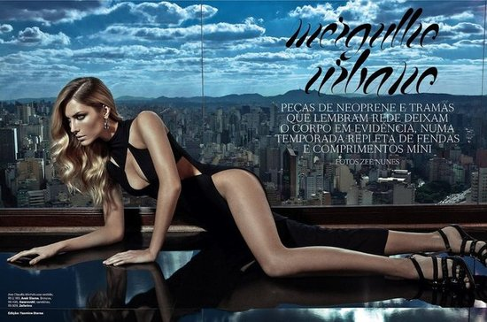 Vogue Brazil Ana Claudia Michels