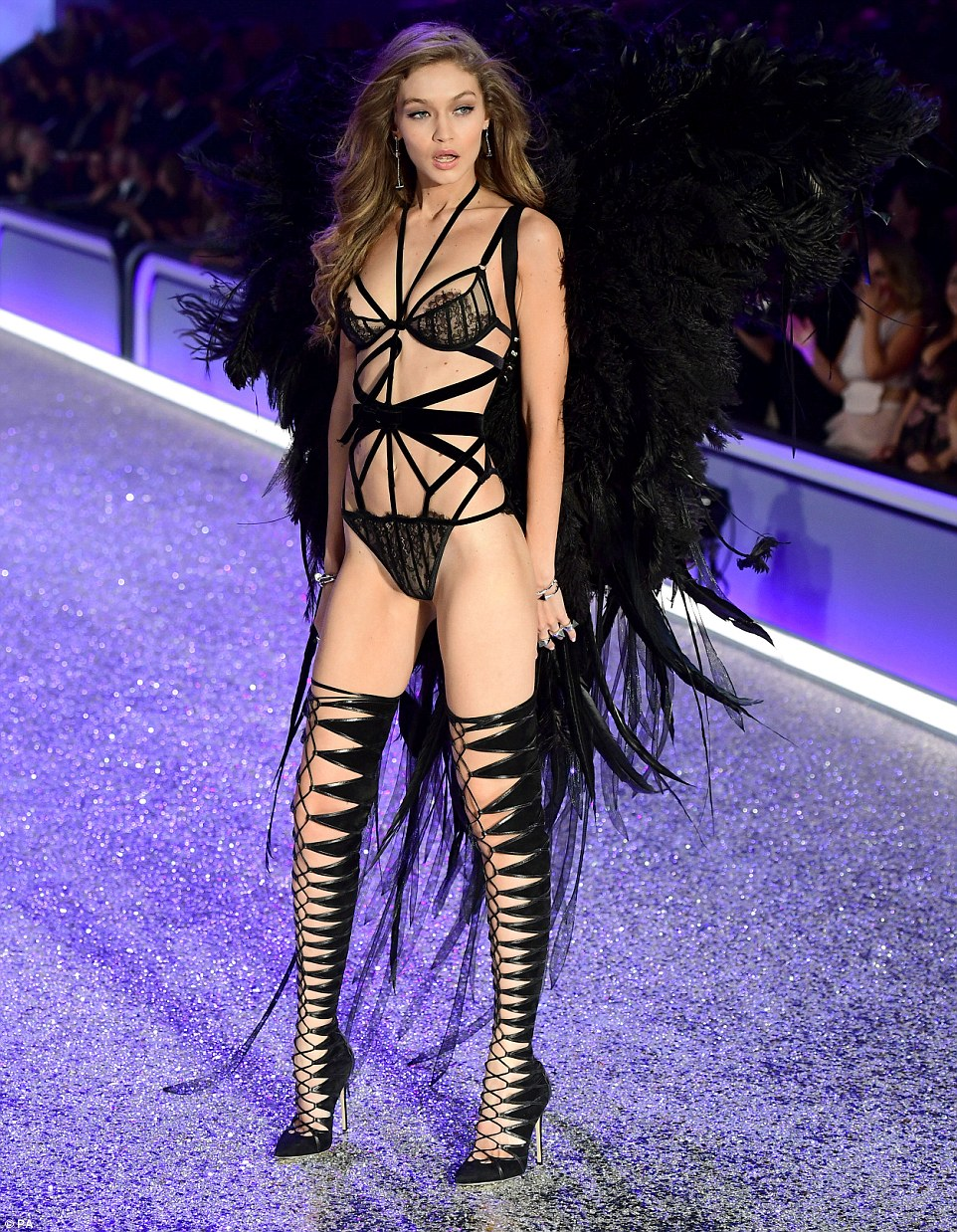 Victoria's Secret Fashion Show in Paris