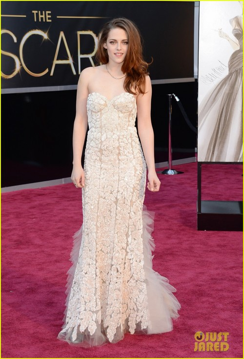The Oscars Red Carpet 2013