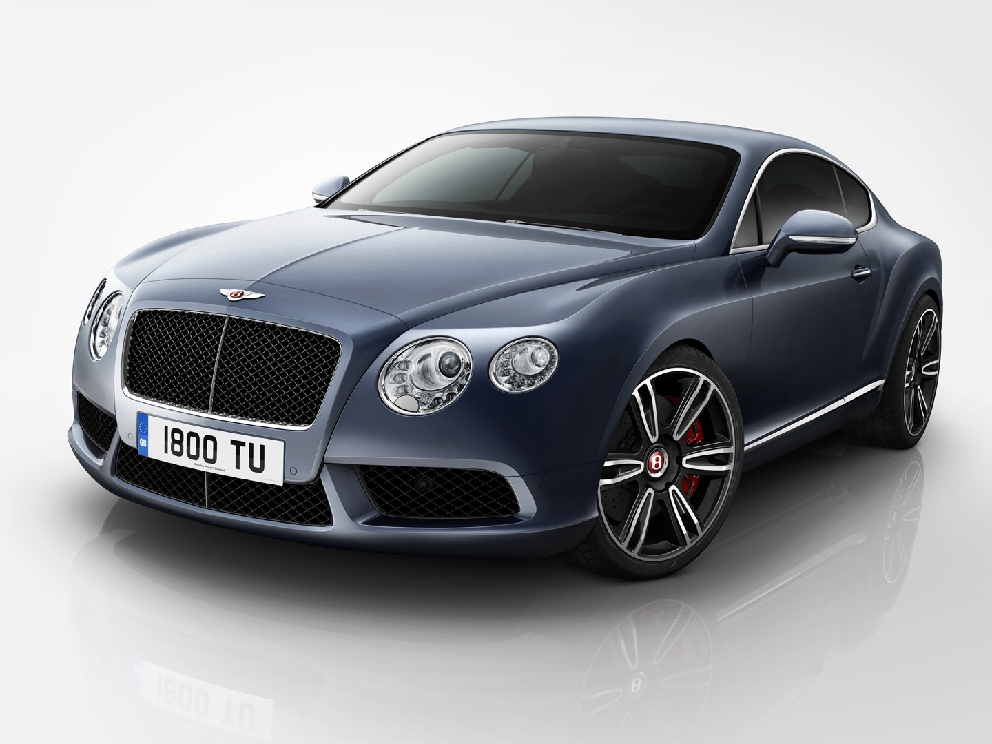 Bentley Continental GT V8 in South Africa