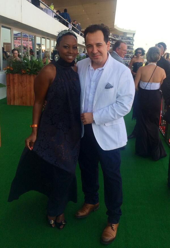 Vodacom durban july 2014 big screen luxo