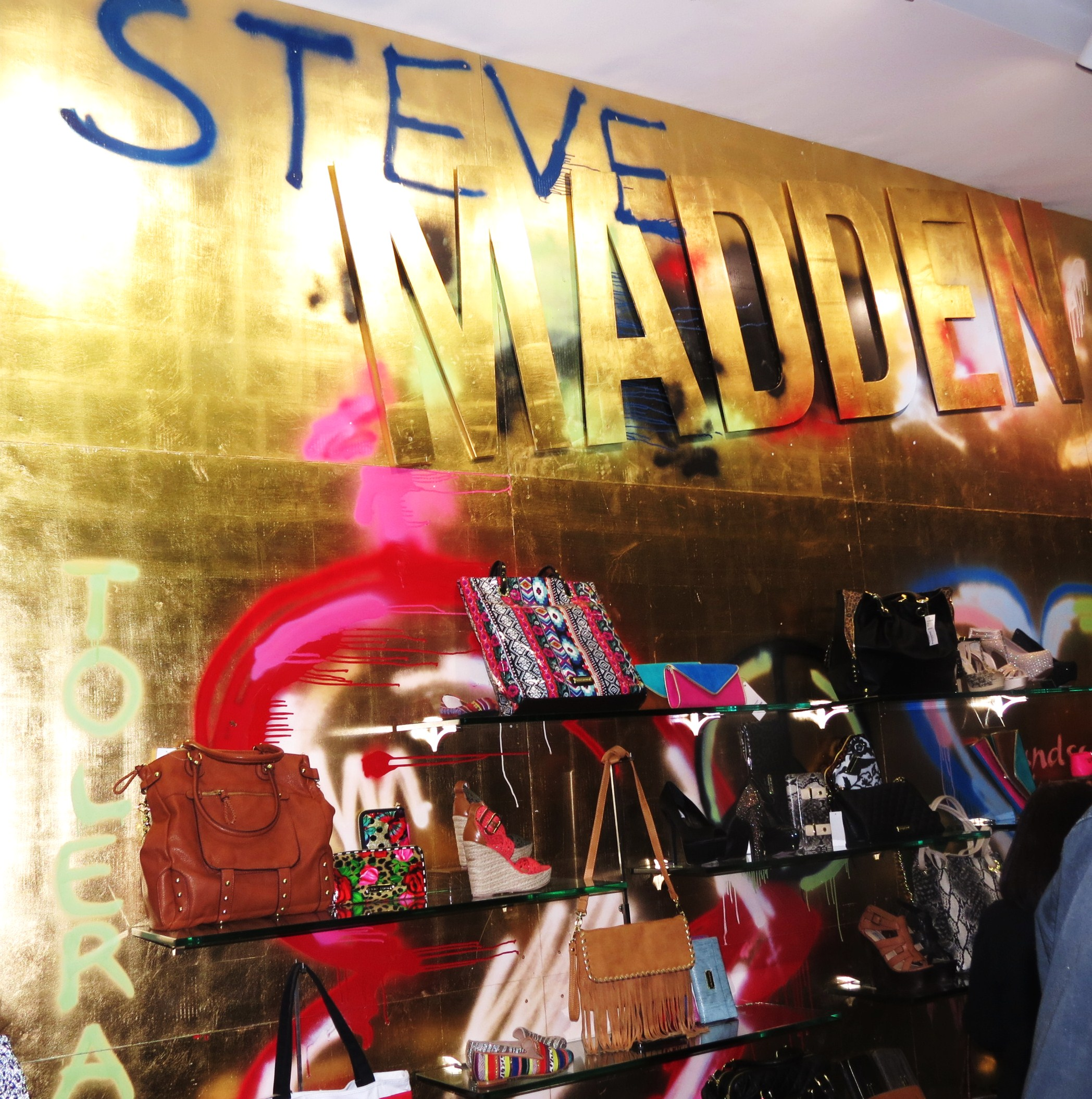 Steve Madden Shoe Store in Cape Town