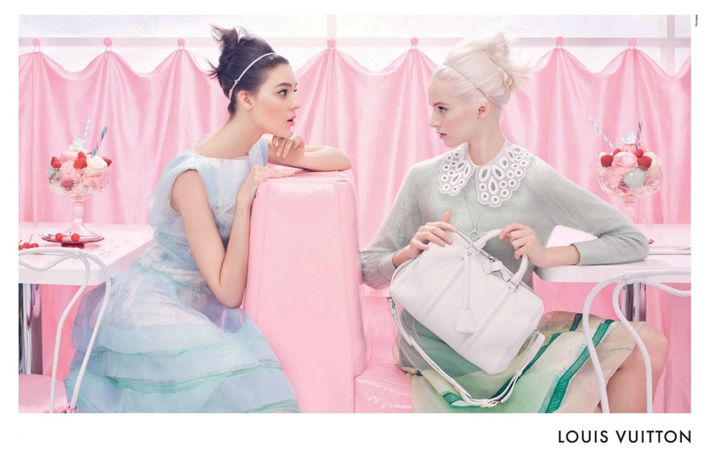 Spring pastel inspirations on LUXO