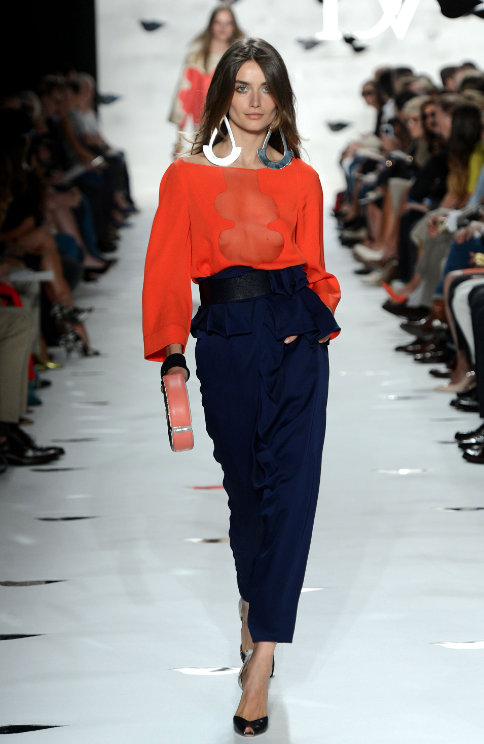Our Favourite Summer looks at Fashion weeks 2013
