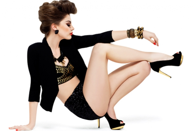 Luella Spring Summer Shoe Collection 2013